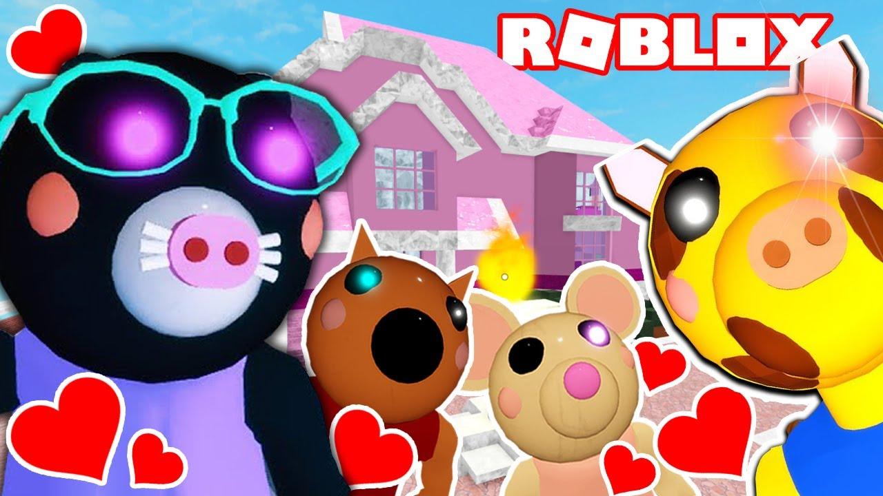 PIGGY - MIMI's HOUSE PARTY!! (Roblox Piggy)