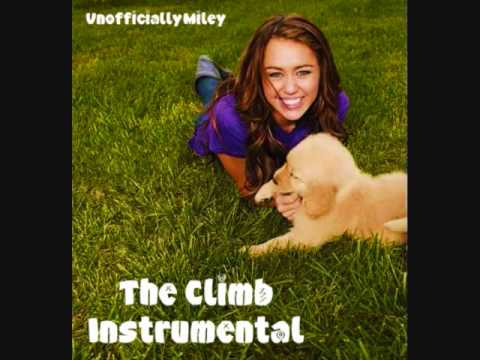 The Climb Instrumental~ [KARAOKE HQ] (W/ Lyrics&Download)