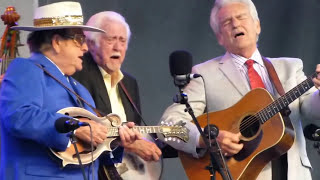 The Masters of Bluegrass: Blue Ridge Mountain Home 7/13