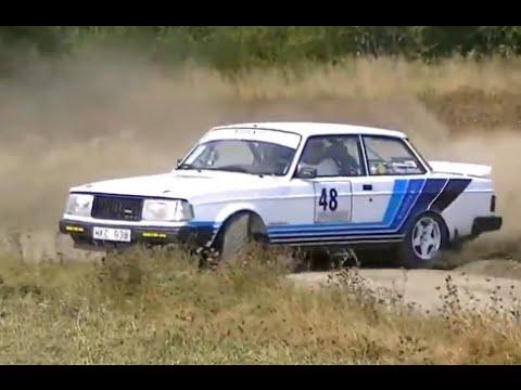 Volvo 240 Rallying 2014 - YouTube