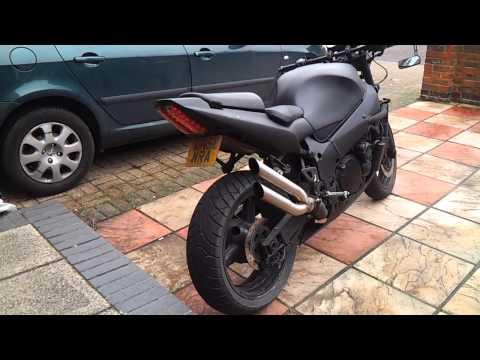 Suzuki gsxr600 streetfighter