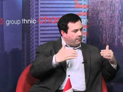 Interview with Jason Kenney. Part 2