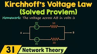 More Insight into Kirchhoff's Voltage Law (KVL)