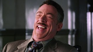 """""""Could You Pay Me In Advance?"""" - J. Jonah Jameson Scene - Spider-Man 2 (2004) Movie CLIP HD"""