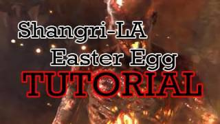 "Shangri-La Full Main Easter Egg Tutorial ""Time Travel Will Tell"" Achievement"
