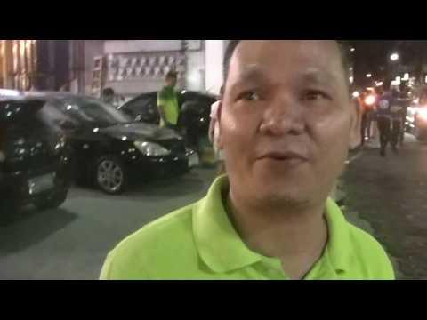10 Min. Manila KTV Bar Beauties Walk (Wait for it...) - Philippines/Oz Fun