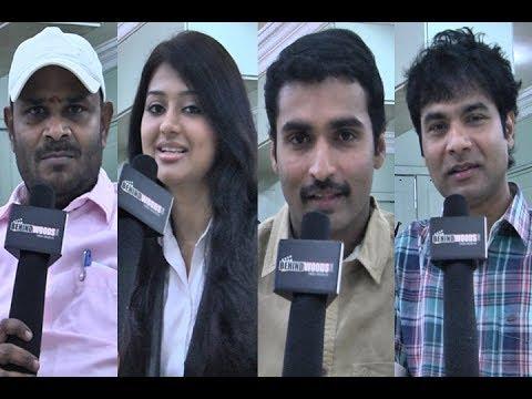 Athithi Team Interview | Bharathan | Nanda...