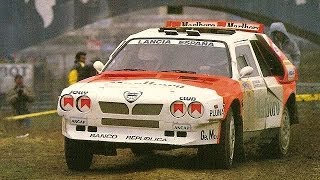 [Video.104] Rally de tierra de Córdoba 1989