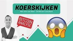 Bitcoin  Analyse: 'Zakt BTC koers naar $5.000 door death cross op dagelijkse grafiek?'