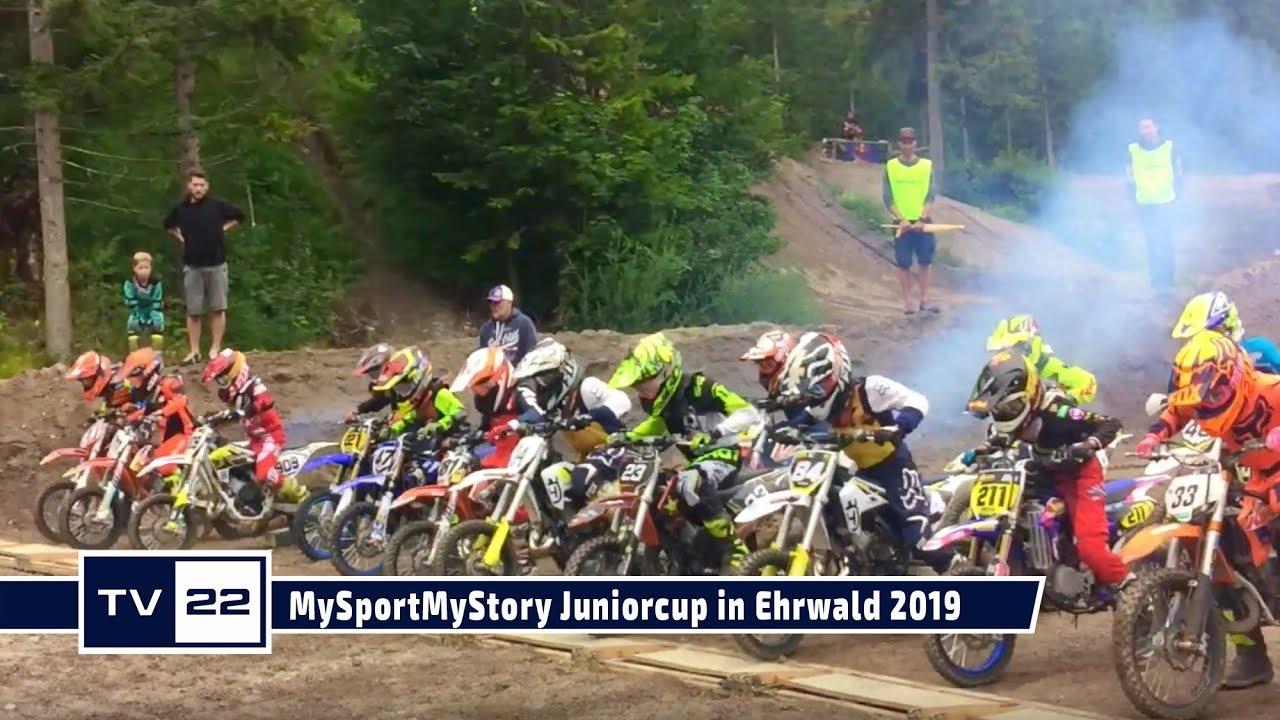 MySportMyStory Motocross Junior Cup in Ehrwald 2019