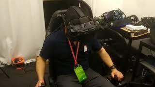 Trying the XTAL simulator at AWE 2019