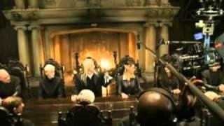 Гарри Поттер и Дары смерти (как это снималось)