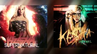 Kesha vs Kesha - Supernatural Cannibal