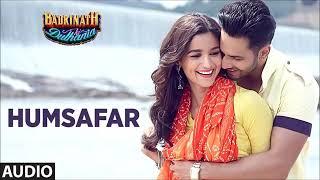 Humsafar Muskurana Bhi Tujhi Se Sikha Hai Mp3 Song Badrinath Ki Dulhania 2017
