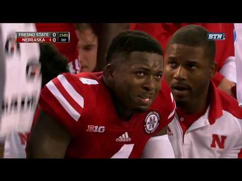 Huskers Remember Sam Foltz on the Field | Nebraska | Big Ten Football