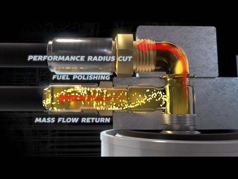 What Is FASS Fuel Air Separation System | Fassride