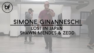 Simone Ginanneschi - Lost in Japan by Shawn Mendes & Zedd