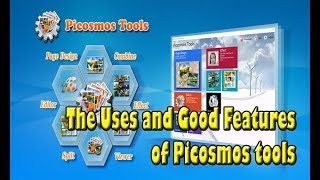 the Uses and Good Features of Picosmos Tools