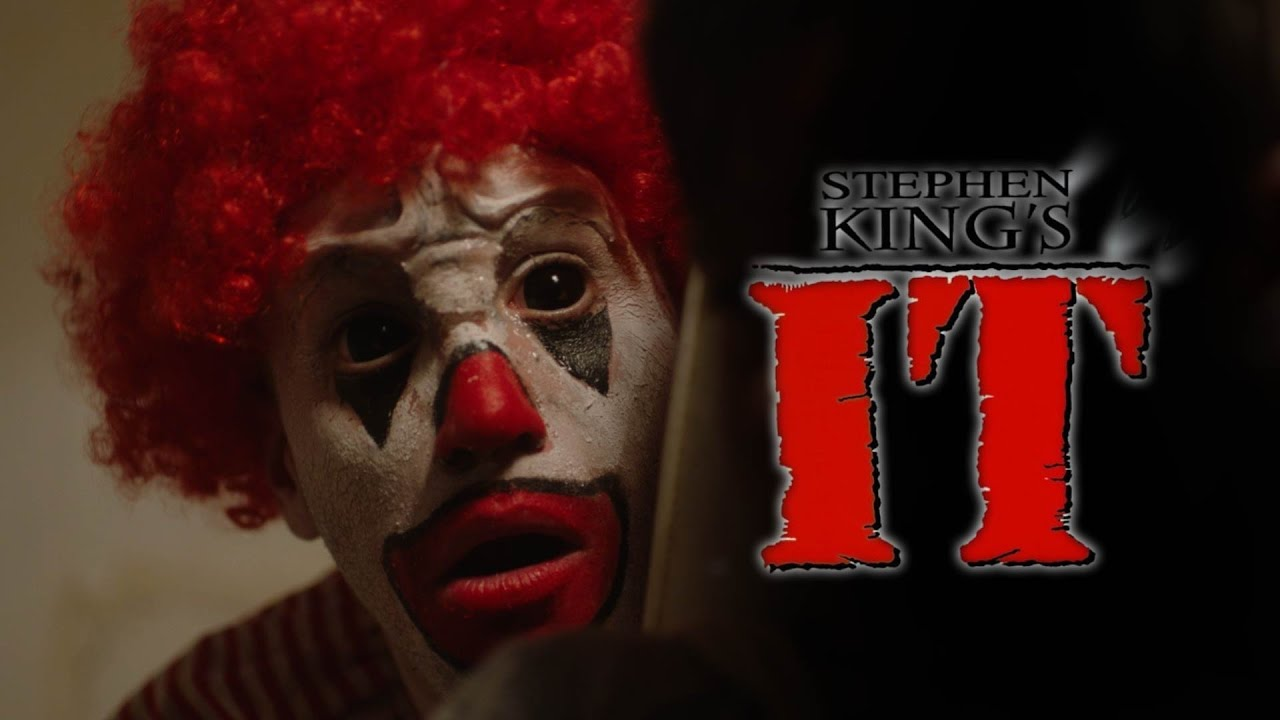 Funny Video: IT Movie - McDonalds Version