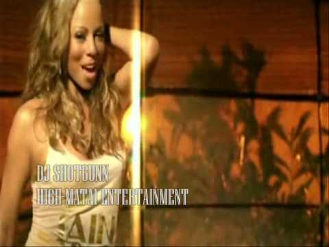 DJ SHOTGUNN - Jay Z VS J Boog VS Mariah Carey VS Marvin Gaye