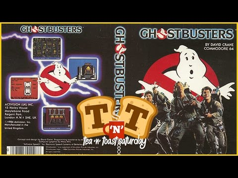 Ghostbusters! Game And Movie Review - Jason Vs Greg And Much More