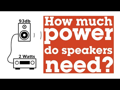 How Much Power Do Your Speakers Need? | Crutchfield