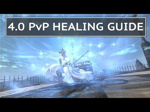 FFXIV Stormblood In-Depth PvP Healing Guide [4.06]