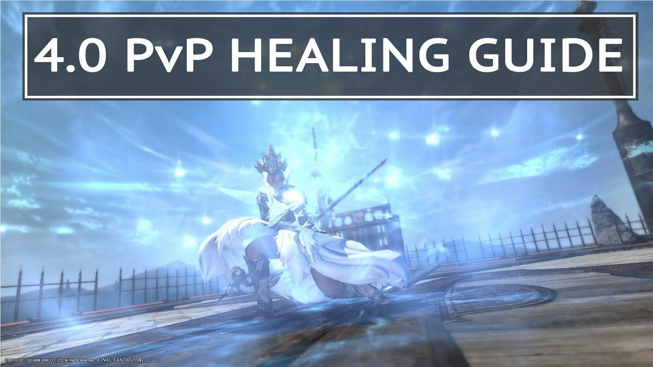 Best Healer Ffxiv 2020 FFXIV Stormblood In Depth PvP Healing Guide [4.06]   YouTube