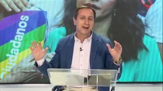 Carlos Cuesta:Es un escándalo que expulsen a C´s del Orgullo a botellazos