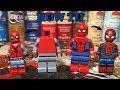 HOW TO MAKE A CUSTOM LEGO SPIDERMAN (TUTORIAL)