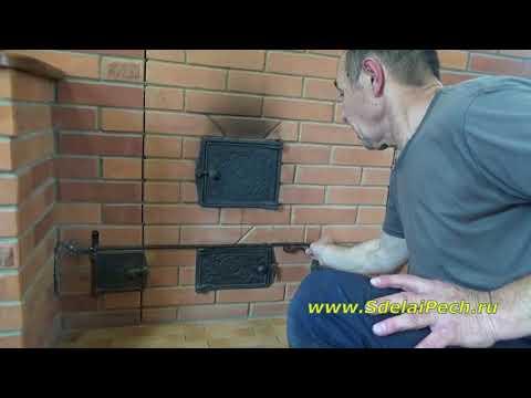 видео: Каменка с прямым нагревом камней  Отзыв хозяина
