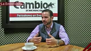 entrevista Yankel Benítez