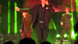 Straight No Chaser - Roxanne/Locked Out of Heaven - Fort Wayne, IN - 12/18/13