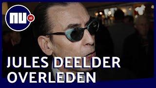 Jules Deelder overleden: over jazz, Rotterdam en de dood | NU.nl