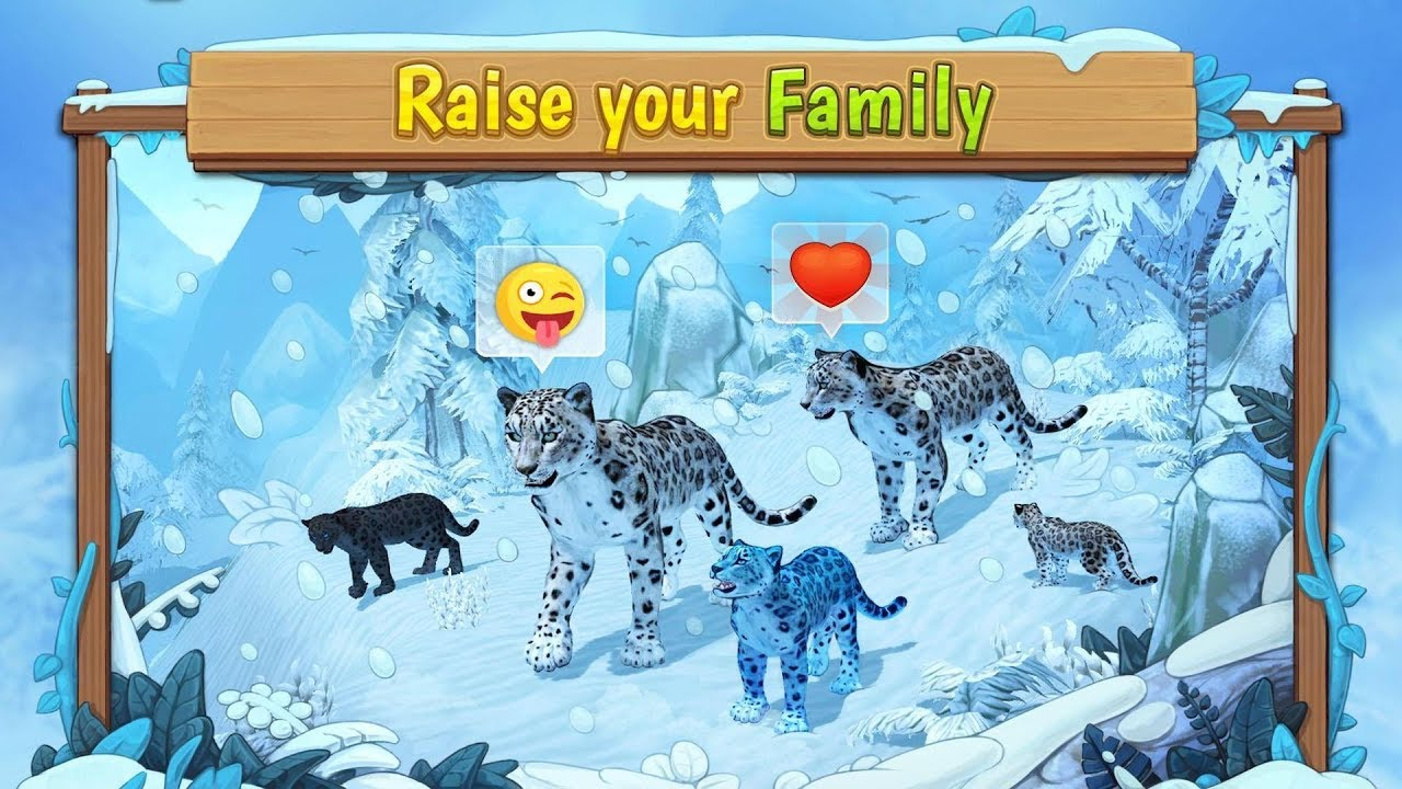 Snow Leopard Game