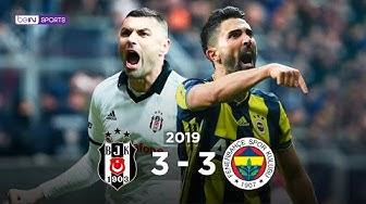 25.02.2019 | Beşiktaş-Fenerbahçe | 3-3