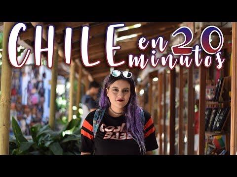 UNA SEMANA EN CHILE EN 20 MINUTOS | Hipper Vlogs 🤟