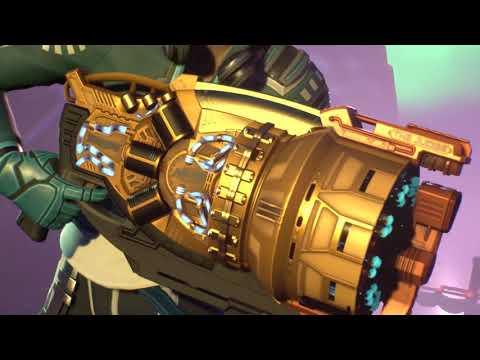 NERF Legends - Video