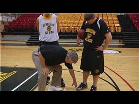 Basketball Drills & Tips : How to Choose an Athletic Shoe