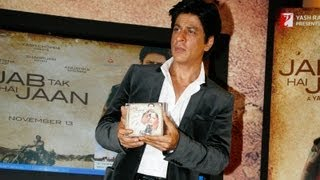 Jab Tak Hai Jaan - Music Release Event - Part 1