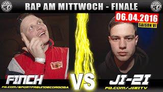 RAP AM MITTWOCH BERLIN: FINCH vs JI-ZI 06.04.16 BattleMania Finale (4/4) GERMAN BATTLE