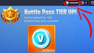 why i bought tier 100 in season 6 battle pass (and you should too) on Fortnite