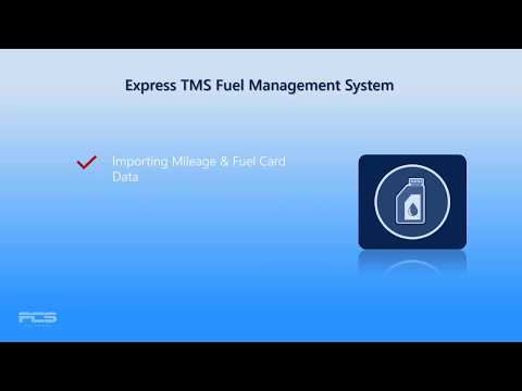 Express TMS Fuel Management System