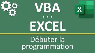 Débuter avec VBA Excel et la programmation