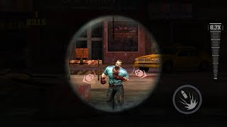 DEAD TARGET: Zombie || SNIPER MISSION #01「Android Gameplay」