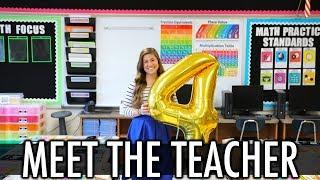 Meet the Teacher Vlog | Pocketful of Primary