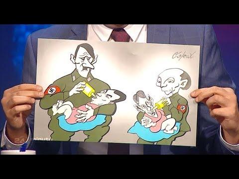 Neobični slučaj Koraksove karikature: misterija nepostojećeg Vučića