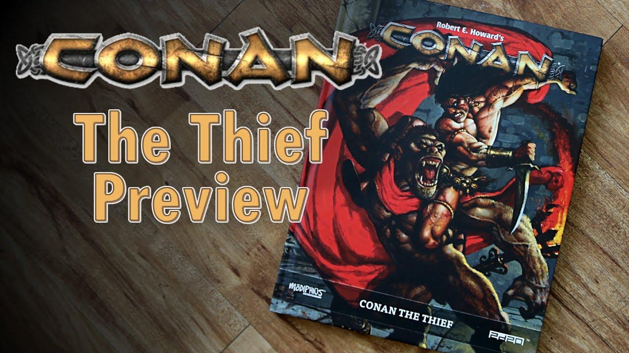 Modiphius's Conan RPG: Let the Adventure Begin | HobbyLark
