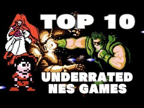 Top 10 Underrated NES Games!
