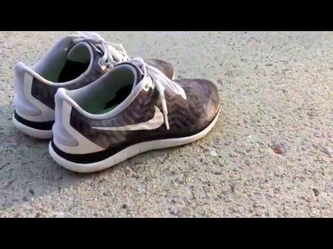 Nike 4.0 Free Run Restoration & Cleaning